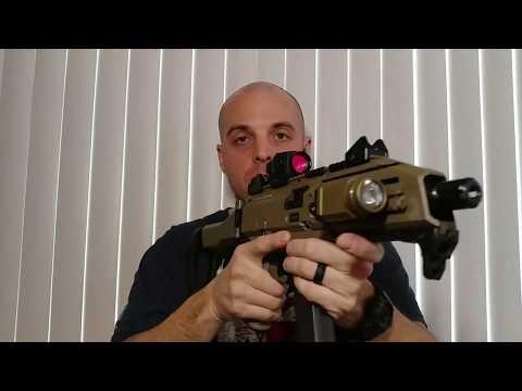 Смотрите сегодня видео новости Tailhook Mod 1 Review FDE CZ Scorpion Evo  Gearhead Works Adapter Review на онлайн канале Russia-Video-News Ru
