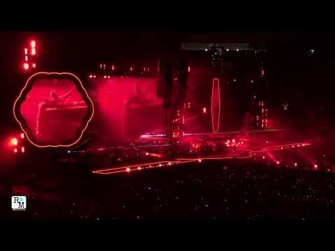 Coldplay LIVE In Miami 4K 8.28.17 - Head Full Of Dreams Tour - Hard Rock Stadium