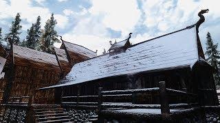 Skyrim Mod Holds The City Overhaul 0.0.9 Dawnstar Part 2 Showcase