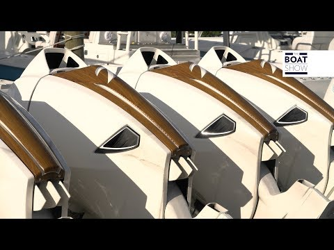 [ENG] ZF Marine For Seven Marine - Hydrasports Custom 53 Sueños Review - The Boat Show