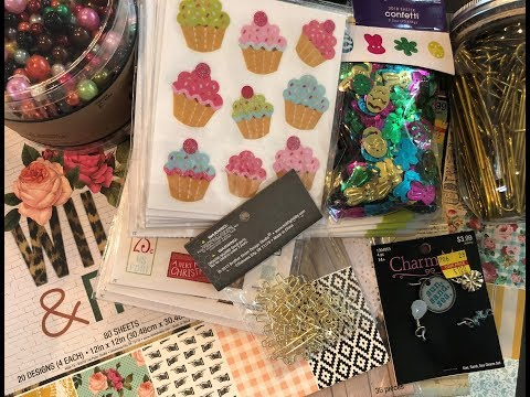 Hobby Lobby Clearance | Easter | Paper Studio | Beads & More!
