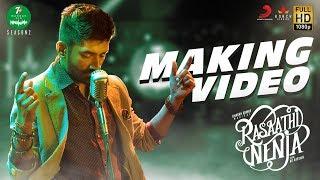 7UP Madras Gig Season 2 Rasaathi Nenja Making | Dharan Kumar l Yuvanshankar Raja