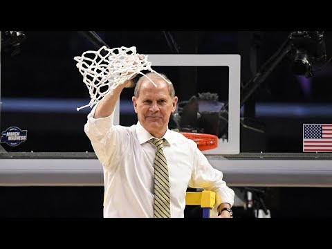 John Beilein on his favorite March Madness moment and turning around Michigan