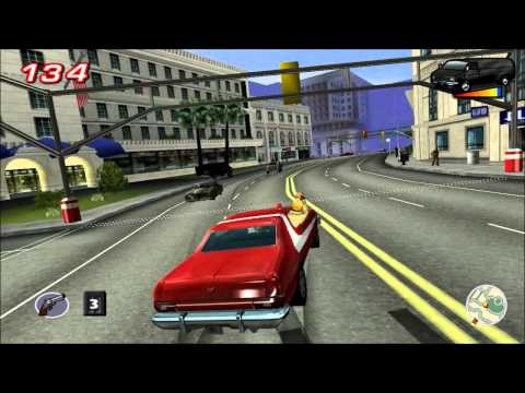 PC Gameplay - Starsky & Hutch