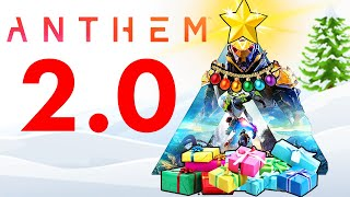 Anthem 2.0 CONFIRMED, Anthem 1.0 Still Celebrating Christmas - Inside Gaming Daily