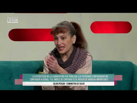 Milagros Leiva Entrevista - JUN 25 - 1/4 | Willax from YouTube · Duration:  8 minutes 32 seconds