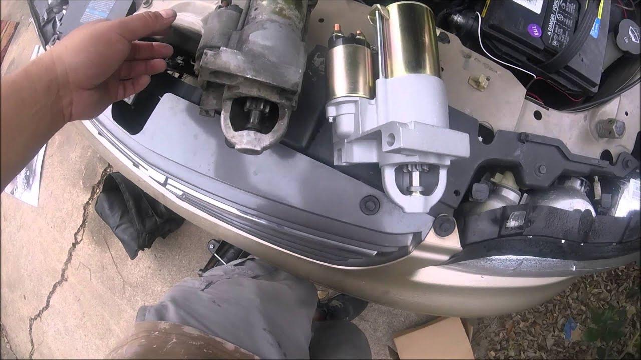 Como cambiar el motor de un carro como cambiar un motor de for Como lavar el motor de un carro