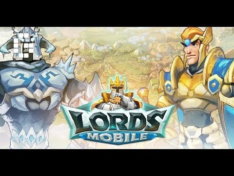 Lords Mobile Fight Scene 7-12 Gameplay
