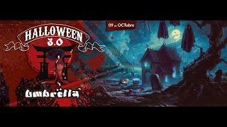 Umbrella Halloween 09 de octubre