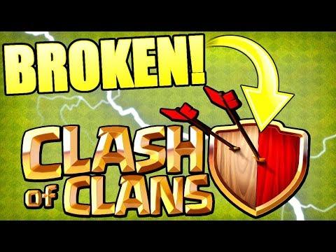 CLASH OF CLANS.........BROKEN!? - NEXT UPDATE IMPORTANT!