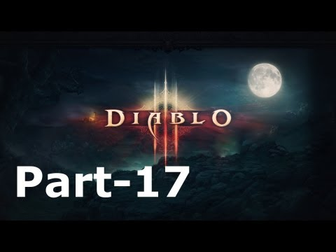 Diablo 3 Let's Play (Wizard) - Part 17: (Co-op) Don't cross the streams