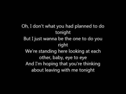 Chris Brown - New Flame ft. Usher, Rick Ross | Lyrics on screen