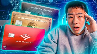 How To Climb The Credit Card Tier List in 2021