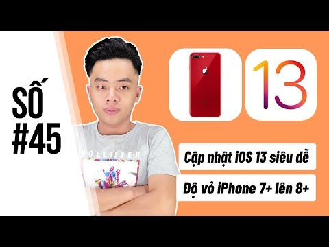 HGDN #45: iOS 13 lỗi thao tác 3 ngón, iPhone 7+ lỗi camera sau, Airpods 2 bị trễ âm thanh, độ vỏ