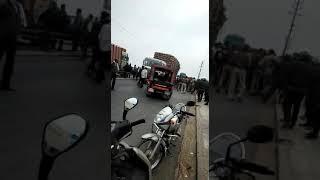 Mathura Highway accident