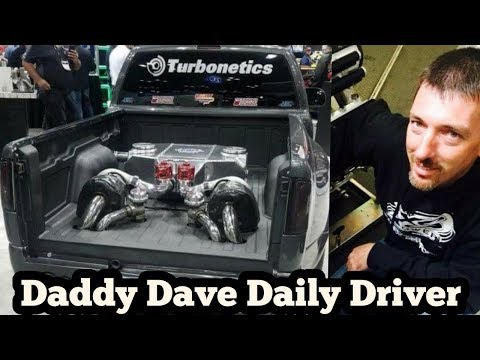 Daddy Dave Twin Turbo S10 Daily Driver!!