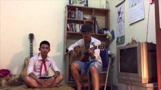 Ngày ấy bạn và tôi guitar cover Vinh thể hình, Anh Tuấn