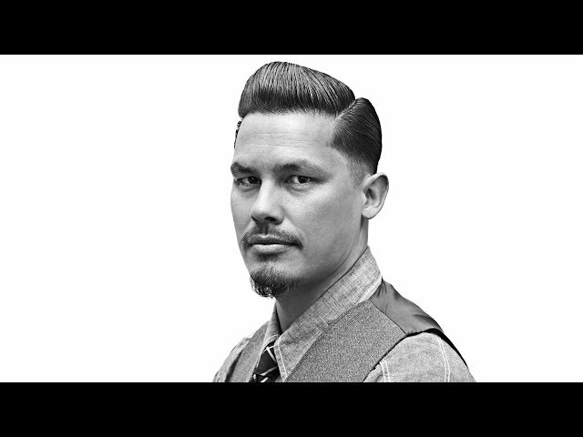 Snippin' & Clippin' Sorcery: The LOW FADE POMPADOUR