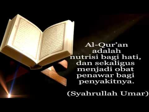 Kata Kata Mutiara Tentang Membaca Al Quran