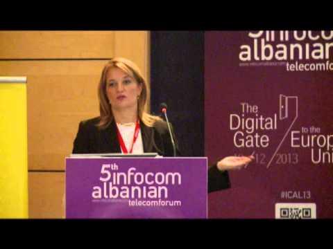 Milena Matic, Head of Marketing & Strategy Albania, FYR Macedonia, Montenegro and Serbia, Ericsson