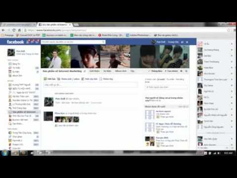 Video hướng dẫn cách tăng hàng trăm ngàn thành viên Group Facebook