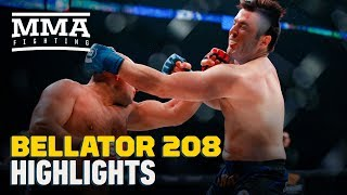 Bellator 208 Highlights: Fedor Emelianenko Knocks Out Chael Sonnen - MMA Fighting