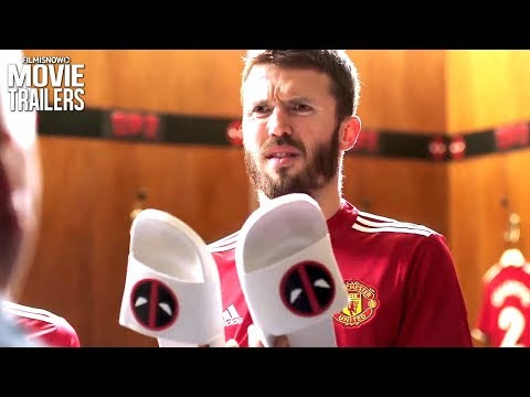 DEADPOOL 2   Doubling down with Manchester United to beat Infinity War