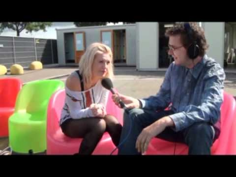 miss Montreal interview met Mich tijdens Bavaria open air festival