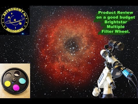 Product Review on a good budget Bright Star Multiple Filter Wheel