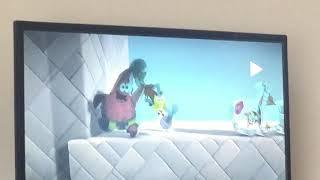 Patrick kills Squidward
