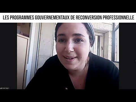 Les programmes gouvernementaux de reconversion professionnelle - Dossier#217