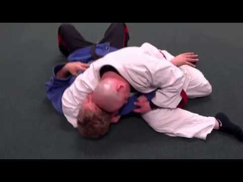 Judo Basics - Kesa Gatame Escape - JUDO