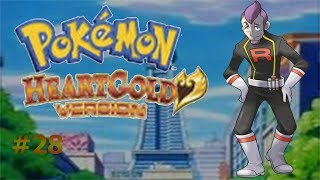 Invasión en la Torre de Radio/Pokemon Heart Gold #28