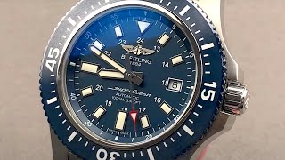 Breitling Superocean Special Y1739316/C959 Breitling Watch Review