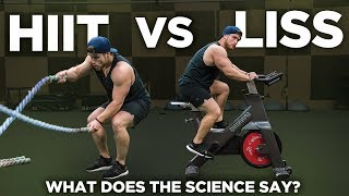 HIIT OR LISS: Which Is Better For FAT LOSS? (What The Science Says)