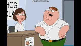 family guy peter goes to the sperm bank