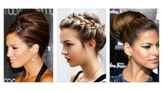 Wysoki kok   nowoczesne fryzury