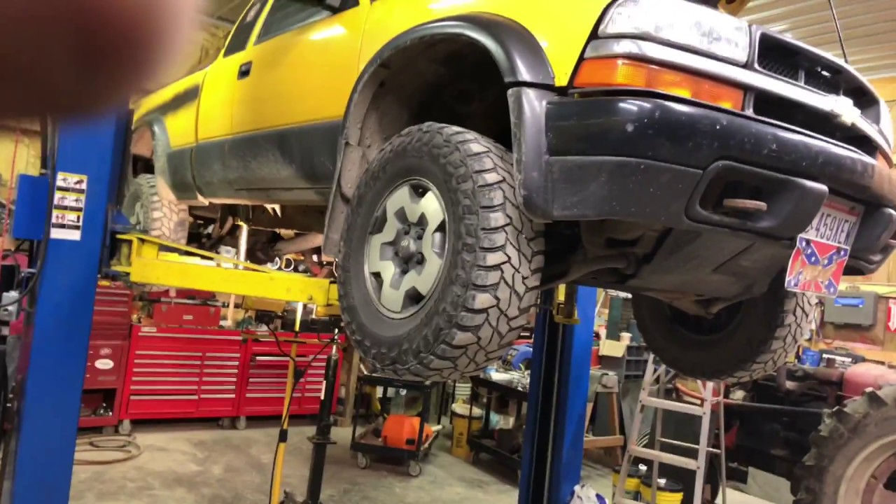 Chevy S-10 Pickup ECM Fuse Blown or Fuel Pump Fuse Blown problem fixed