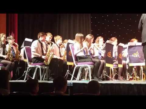 Vale Royal Schools Band -  Concert 18 June 16. Dambusters