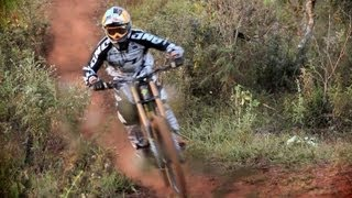 Meet Downhill MTB Rider Bernardo Cruz 2013