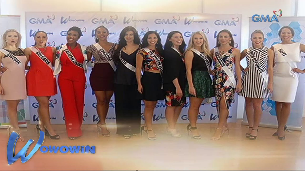 Wowowin: Miss Universe candidates, makikisaya ngayong Huwebes, January 26