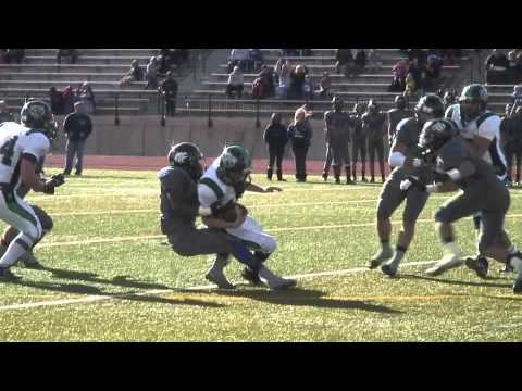 DL Sack Nick Ferguson Hunts Down Quarterback | ThunderRidge vs Grandview Football State Playoffs