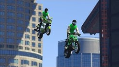 MUDJA & CALE MOTORISTI 1. KLASA ! Grand Theft Auto V - Lude Trke w/Cale