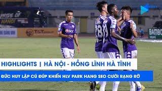 """HLV Park Hang Seo cười tít mắt khi """"Hoàng tử"""" Đức Huy ghi bàn   NEXT SPORTS"""