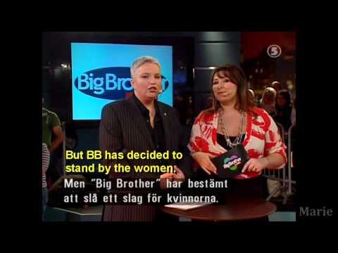 Big Brother Norway/Sweden 2006 - Arrival - p4
