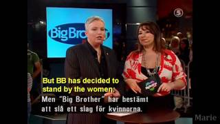 Big Brother Norway/Sweden 2006 - Arrival - p4