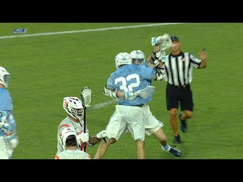 UNC Men's Lacrosse: Tar Heels Storm Back to Top Syracuse in ACC Tournament
