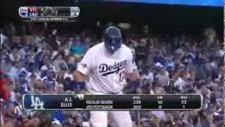 Dodgers blank Cards, make 'em Ryu the day