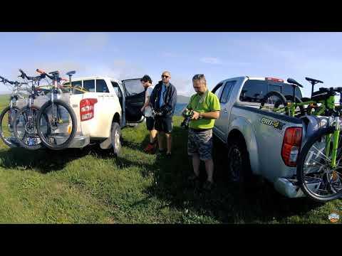 ალგეთის ეროვნული პარკის ველო ტური 2020 / Bike tour in Algeti National Park 2020
