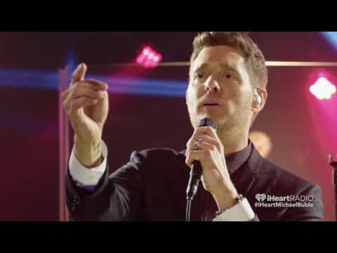 Michael Bublé - I Believe in You (iHeart Radio Album Release Party 2016) [Live Performance ]